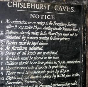Пещеры Chislehurst