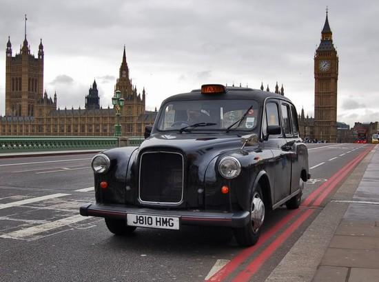 Такси Лондона