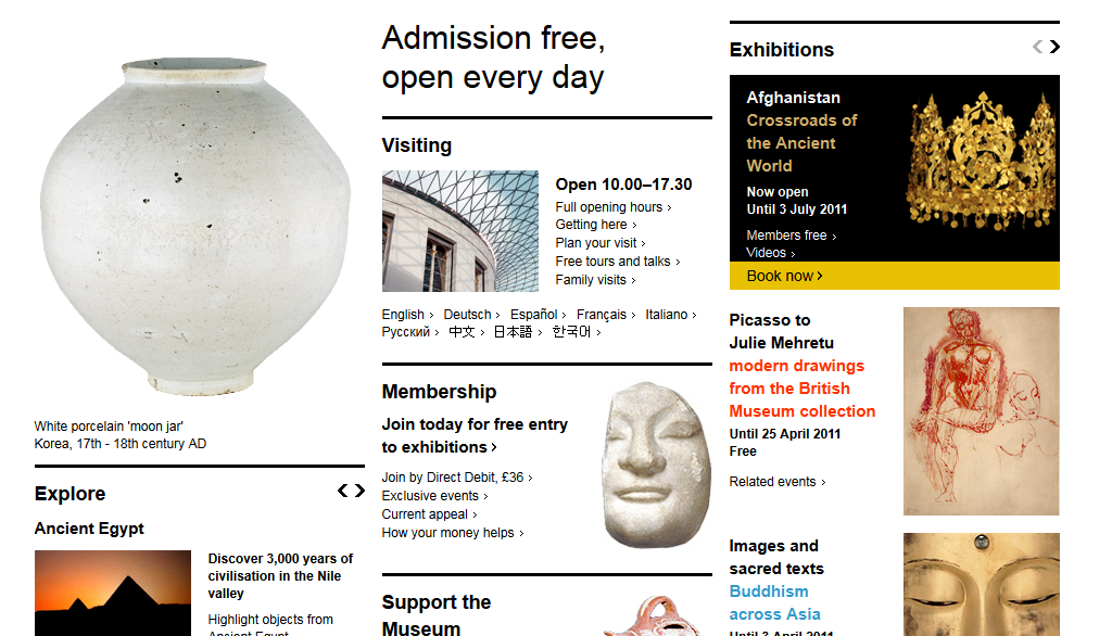 Британский музей (The British Museum)