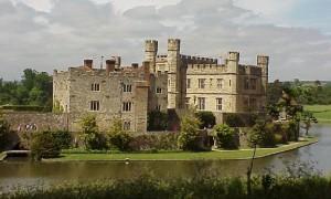 Великие замки Англии