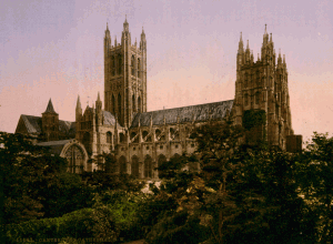 Кентерберийский собор (Canterbury cathedral)