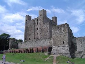 Замок Рочестера