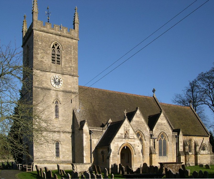 Церковь св. Мартина (St Martin's Church)