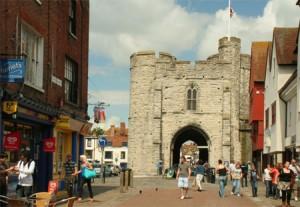 Западные ворота (West Gate Towers)